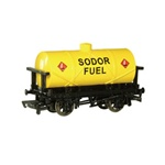 Bachmann 98004 G Thomas & Friends Rolling Stock Sodor Fuel Tank Car