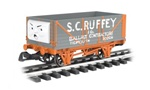 Bachmann 98010 G Thomas & Friends Rolling Stock S.C. Ruffey Gondola