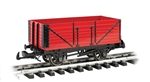BAC98013 Bachmann Industries G Open Wagon red 160-98013