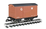 Bachmann 98018 G Box Van Thomas & Friends Great Western #134040 Boxcar Red