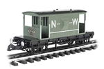 Bachmann 98021 G Spiteful Brake Van 160-98021 BAC98021