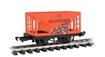 Bachmann 98090 G Hopper Li'l Big Haulers Jumpin' Jack's Jelly Beans orange