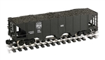 Bachmann 98203 G 3-Bay Steel Hopper East Broad Top #845