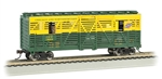 BAC98705 Bachmann Industries G Animated Stock, C&NW/Horses