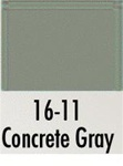 Badger 1611 Modelflex Paint 1oz Concrete Gray