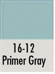 Badger 1612 Modelflex Paint 1oz Primer Gray