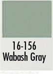 Badger 16156 Modelflex Paint 1oz Wabash Gray