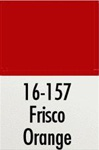 Badger 16157 Modelflex Paint 1oz St. Louis San Francisco Frisco Orange