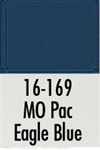Badger 16169 Modelflex Paint 1oz Missouri Pacific Eagle Blue