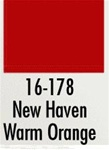 Badger 16178 Modelflex Paint 1oz New Haven Warm Orange
