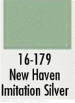 Badger 16179 Modelflex Paint 1oz New Haven Imitation Silver