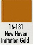 Badger 16181 Modelflex Paint 1oz New Haven Imitation Gold