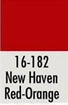 Badger 16182 Modelflex Paint 1oz New Haven Red-Orange