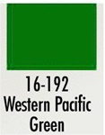 Badger 16192 Modelflex Paint 1oz Western Pacific Green