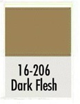 Badger 16206 Modelflex Paint 1oz Dark Flesh