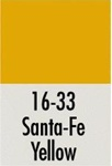 Badger 1633 Modelflex Paint 1oz Santa Fe Yellow