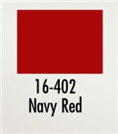 Badger 16402 Modelflex Paint Marine Colors 1oz Navy Red