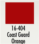 Badger 16404 Modelflex Paint Marine Colors 1oz Coast Guard Orange