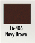 Badger 16406 Modelflex Paint Marine Colors 1oz Navy Brown