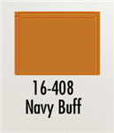 Badger 16408 Modelflex Paint Marine Colors 1oz Navy Buff