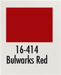 Badger 16414 Modelflex Paint Marine Colors 1oz Bulwarks Red