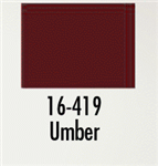 Badger 16419 Modelflex Paint Marine Colors 1oz Umber