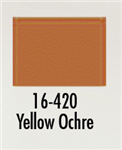 Badger 16420 Modelflex Paint Marine Colors 1oz Yellow Ochre