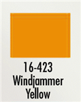 Badger 16423 Modelflex Paint Marine Colors 1oz Windjammer Yellow