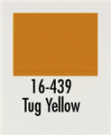 Badger 16439 Modelflex Paint Marine Colors 1oz Tug Yellow