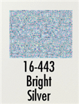 Badger 16443 Modelflex Paint Marine Colors 1oz Bright Silver