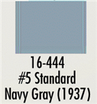Badger 16444 Modelflex Paint Marine Colors 1oz #5 Standard Navy Gray 1937'
