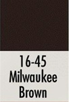 Badger 1645 Modelflex Paint 1oz Milwaukee Road Brown