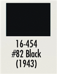 Badger 16454 Modelflex Paint Marine Colors 1oz #82 Black 1943