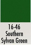 Badger 1646 Modelflex Paint 1oz Southern Railway Sylvan Green
