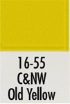 Badger 1655 Modelflex Paint 1oz 29.6mL Chicago & North Western Old 165-1655