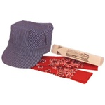 BKP00009 Brooklyn Peddler L'il Engineer Kit, Blue