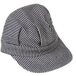 BKP00057 Brooklyn Peddler Engineer Cap, Child/Blue