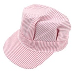 Brooklyn Peddler 00060 Engineer Cap Adult/Pink