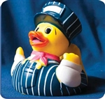 Brooklyn Peddler 7 Floating Engineer Rubber Duck
