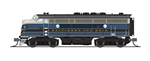 Broadway Limited 3783 N EMD F3A Unpowered F3B Phase IIa Set Sound/DCC Paragon3 Baltimore & Ohio 82 82x
