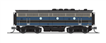 Broadway Limited 3785 N EMD F3B Phase IIa Sound/DCC Paragon3 Baltimore & Ohio 82AX