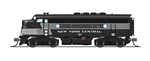 Broadway Limited 3790 N EMD F3A Unpowered F3B Phase IIa Set Sound/DCC Paragon3 New York Central 1616 2406