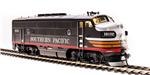 Broadway Limited 4834 HO EMD F3A Phase IIa w/DC/DCC & Paragon3 Sound Southern Pacific #6102D