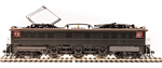 Broadway Limited 5938 HO Class P5a Boxcab Electric 1930s Passenger Sound & DCC Painted Unlettered