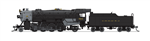 Broadway Limited 5952 N USRA 2-8-2 Heavy Mikado Sound and DCC Paragon3 Central Railroad of New Jersey 854