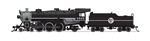 Broadway Limited 6240 N USRA 4-6-2 Light Pacific Sound and DCC Paragon3 Atlantic Coast Line 1525