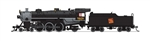 Broadway Limited 6246 N USRA 4-6-2 Light Pacific Sound and DCC Paragon3 Grand Trunk Western 5629