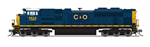 Broadway Limited 6301 N EMD SD70ACe Sound and DCC Paragon3 Progressive Rail Leasing PRLX 4834