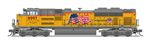 Broadway Limited 6302 N EMD SD70ACe Sound and DCC Paragon3 Union Pacific 8997