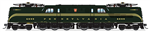 Broadway Limited 6363 HO GG1 Electric Sound and DCC Paragon3 Pennsylvania Railroad 4933